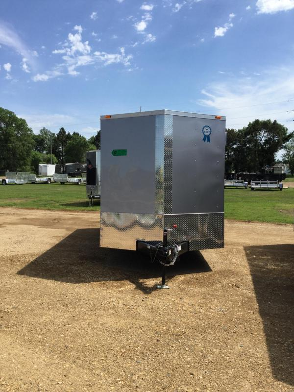 2018 America's Best 7x16 Enclosed Cargo Trailer