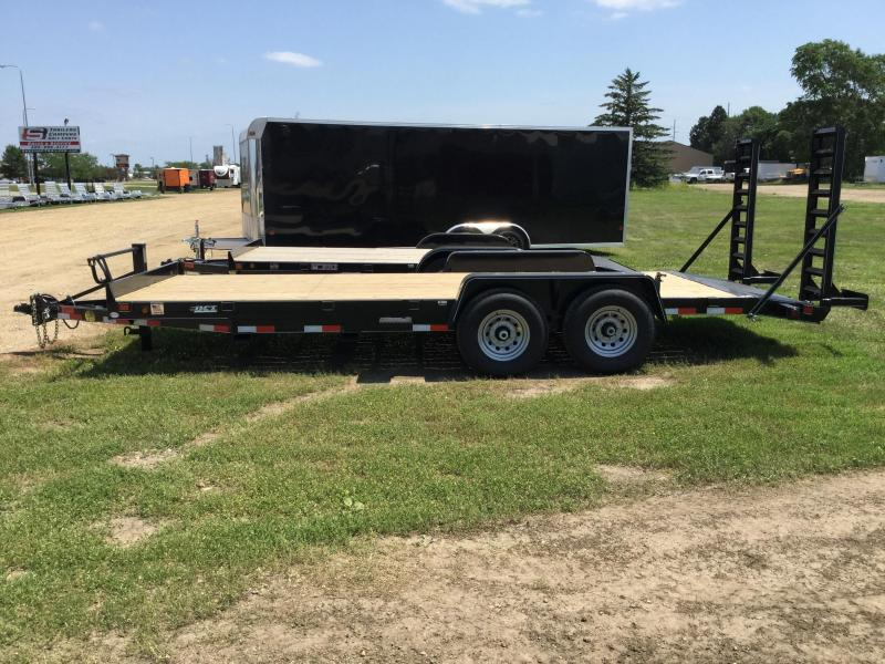 2018 DCT 20FT HD Equipment Trailer