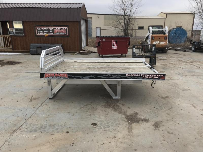 2019 Snopro sled deck Other Trailer