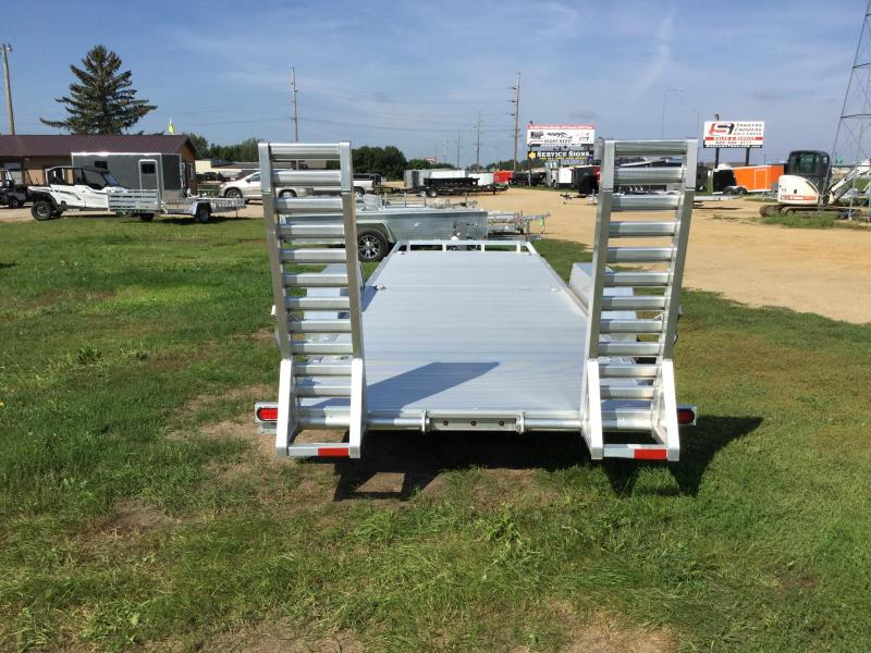 2019 Aluma 82x22HD Equipment Trailer