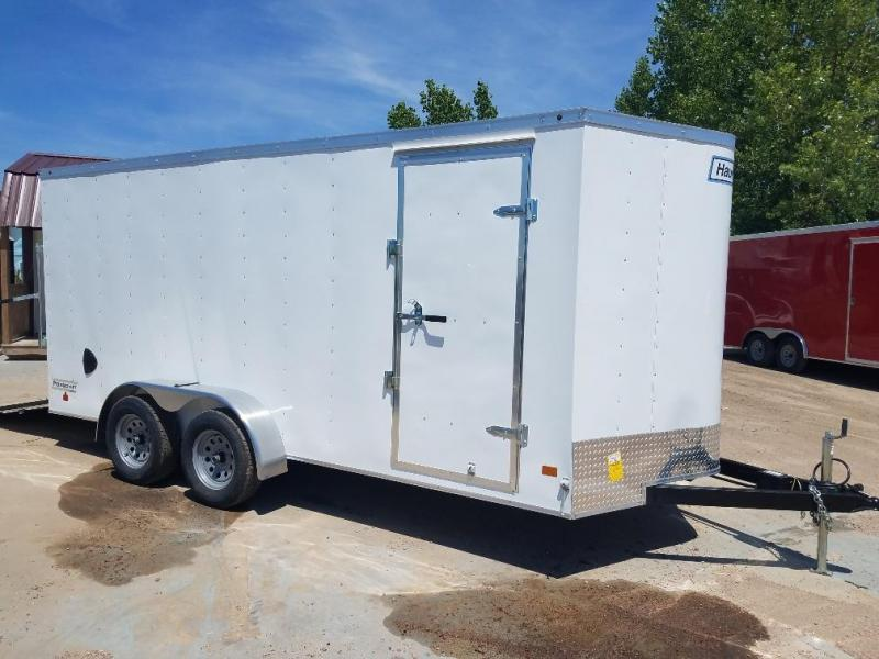 2019 Haulmark PP7X16T2-D Enclosed Cargo Trailer