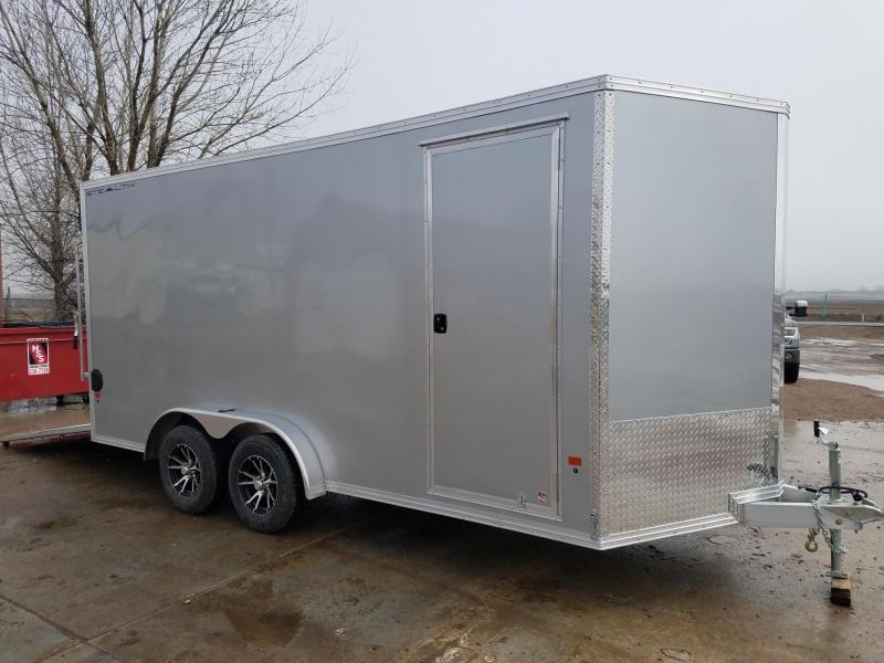 2019 Alcom-Stealth C7.5X16 Enclosed Cargo Trailer
