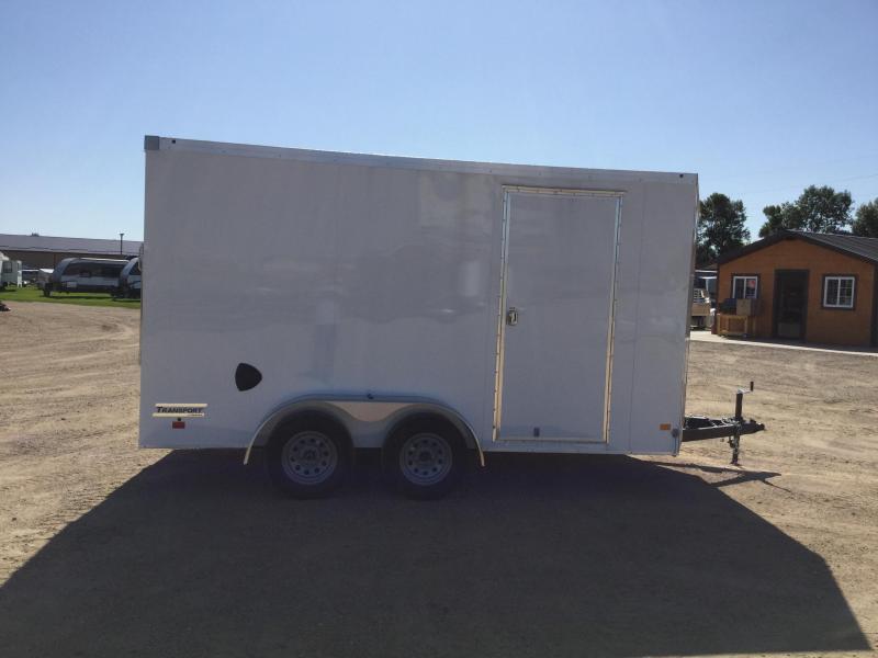 2019 Haulmark 7x14TSV Enclosed Cargo Trailer