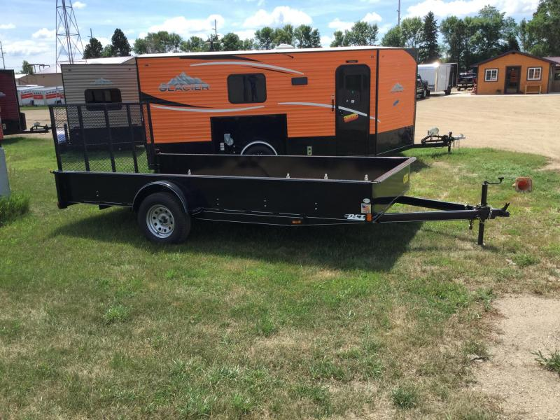2018 DCT 83x14 Utility Trailer