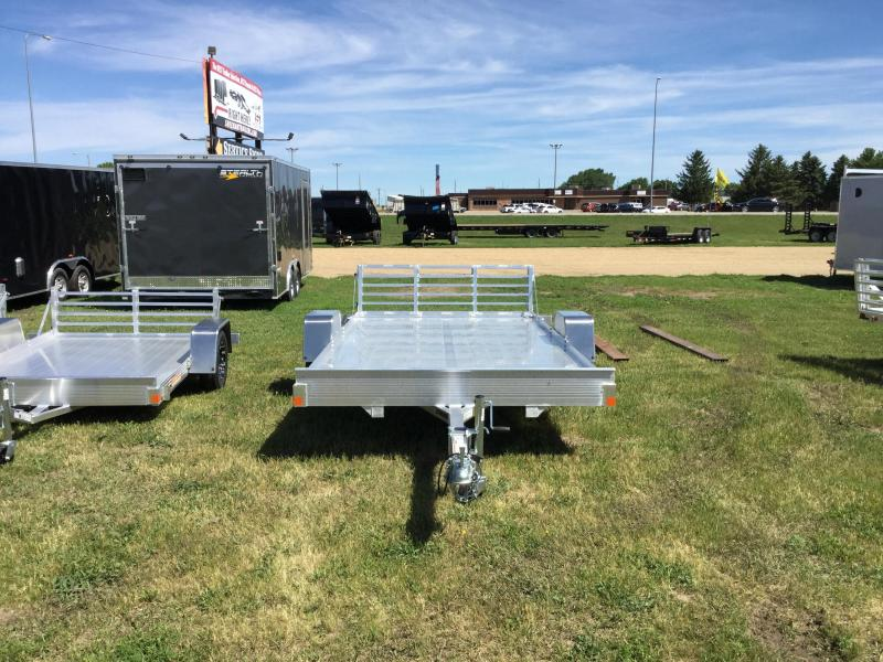 2018 Bear Track Products 80x14 Utility Trailer