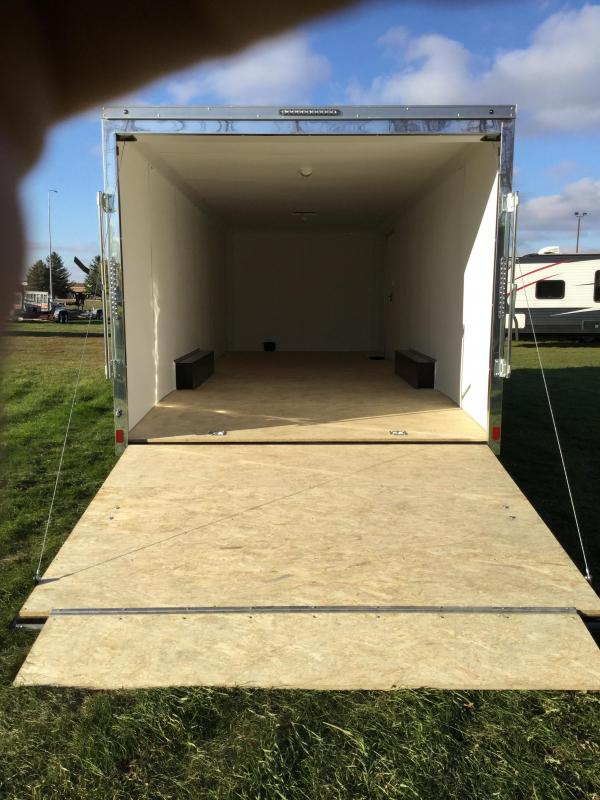 2019 Octane Trailers 8.5x24 Enclosed Cargo Trailer