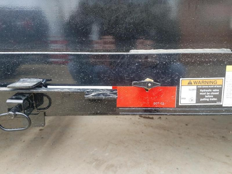 2019 Iron Bull 83 x 18 Tiltbed Equipment Trailer