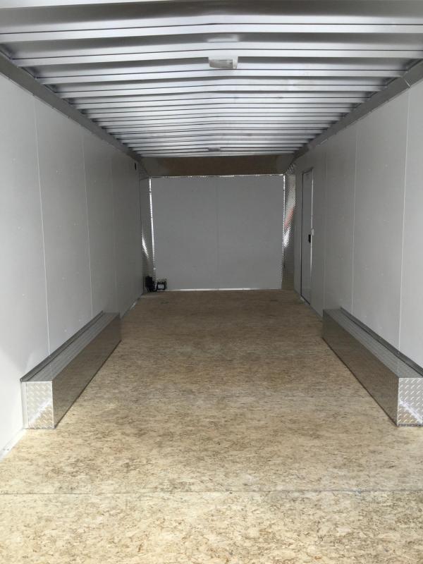 2018 Alcom-Stealth 8x24 Enclosed Cargo Trailer