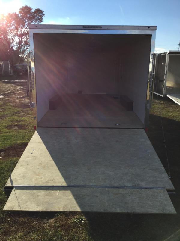 2019 Octane Trailers 8.5x20 Enclosed Cargo Trailer