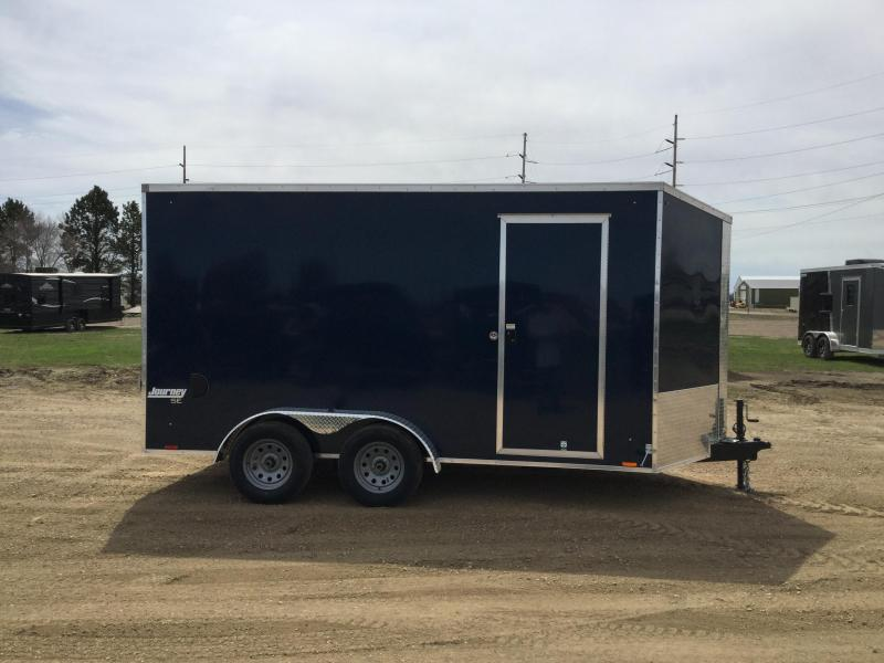 2020 Pace American 7x14 Enclosed Cargo Trailer