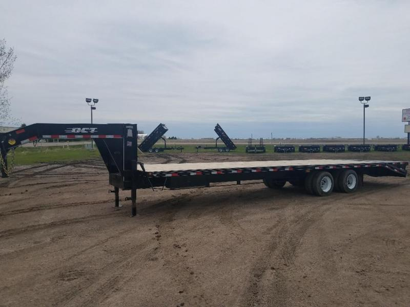 2019 DCT 34FT HEAVY DUTY GOOSENECK Equipment Trailer