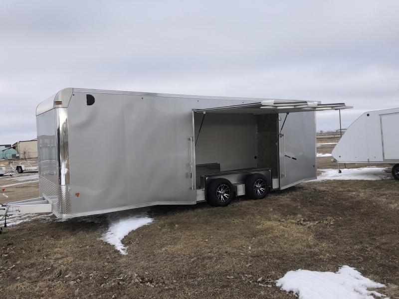 2019 Alcom-Stealth 8.5x24 Enclosed Cargo Trailer