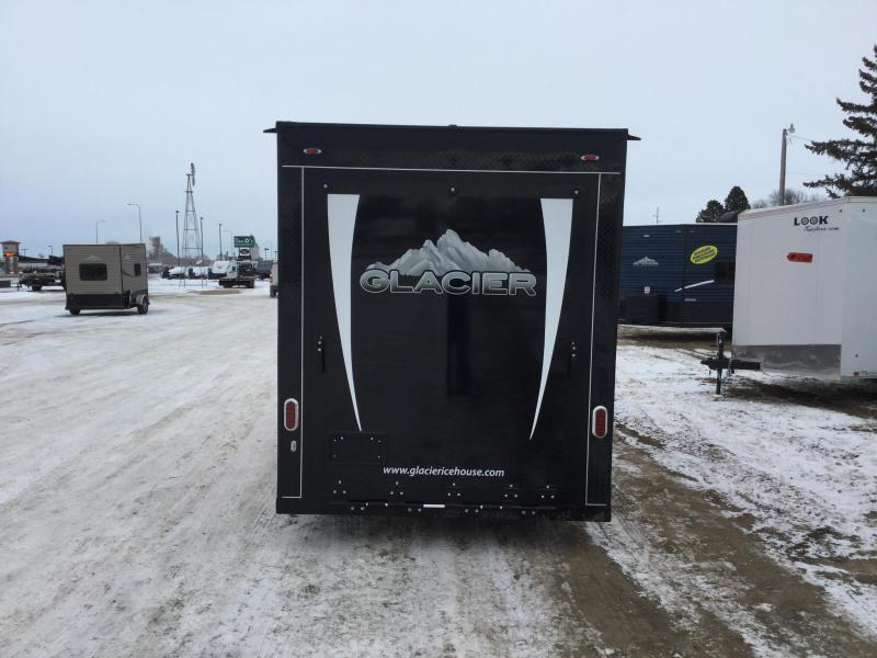 2019 Glacier 6.5x14TH Ice/Fish House Trailer