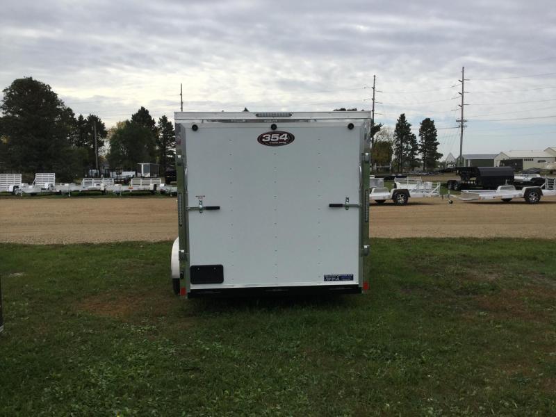 2018 Octane Trailers 7x14 Enclosed Cargo Trailer