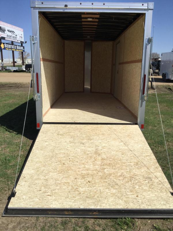 2019 Haulmark 7x16TSV Enclosed Cargo Trailer