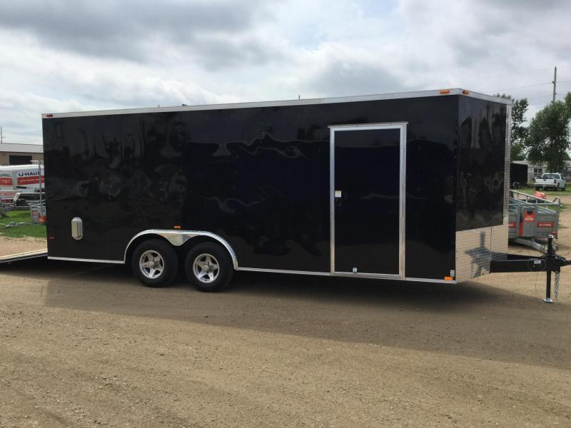 2018 America's Best 8.5x20 Enclosed Cargo Trailer