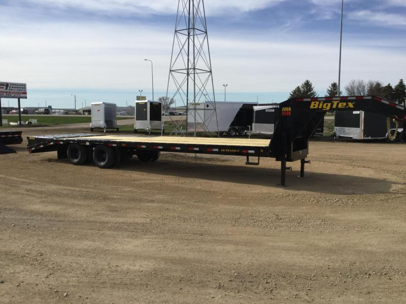 2019 Big Tex Trailers 22GN 25+5MR Flatbed Trailer