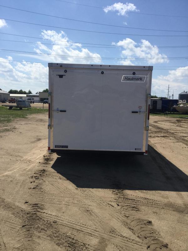 2019 Haulmark 8.5x16TSV Enclosed Cargo Trailer