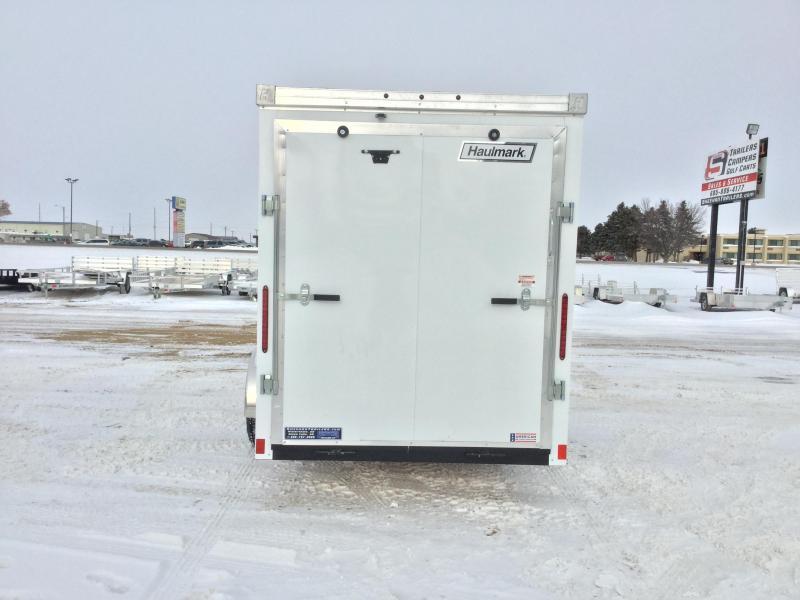 2019 Haulmark 6x12 Enclosed Cargo Trailer