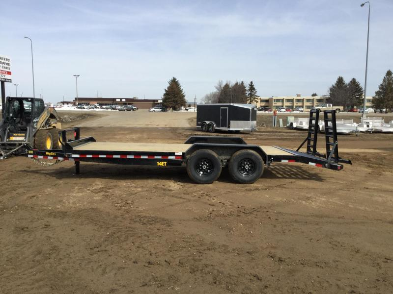 2019 Big Tex Trailers 20FT HD Equipment Trailer