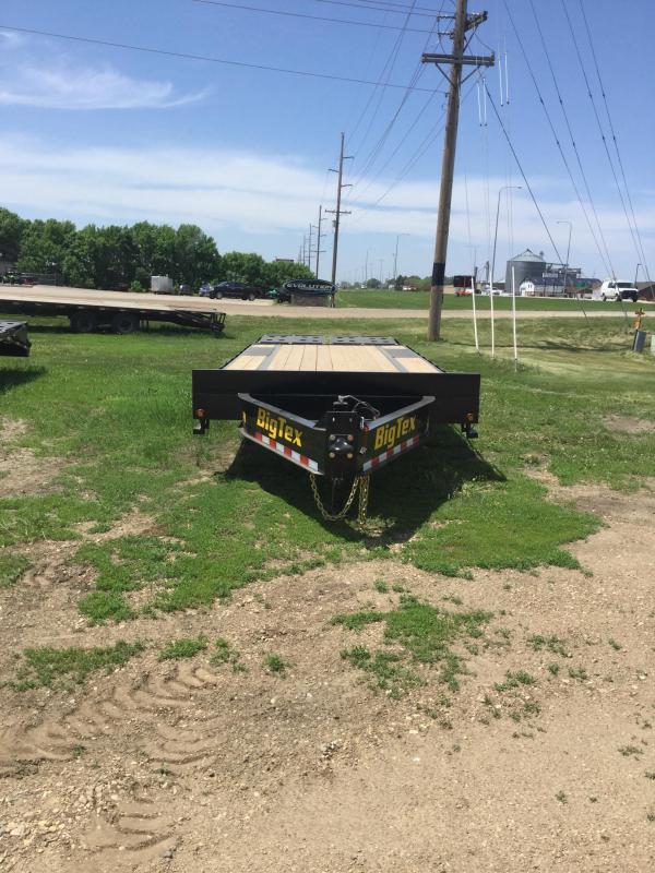 2019 Big Tex Trailers 14PH Equipment Trailer