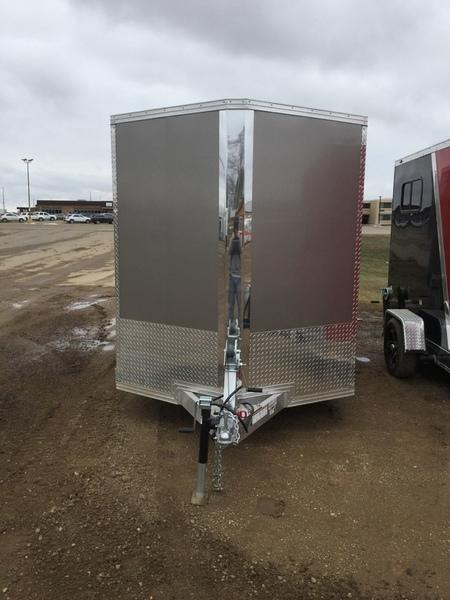 2018 ALL SPORT ICE SHACK / TRAILER COMBO 6.5X14 EXTRA HEIGHT ALUMINUM FRAMED ALL SPORT
