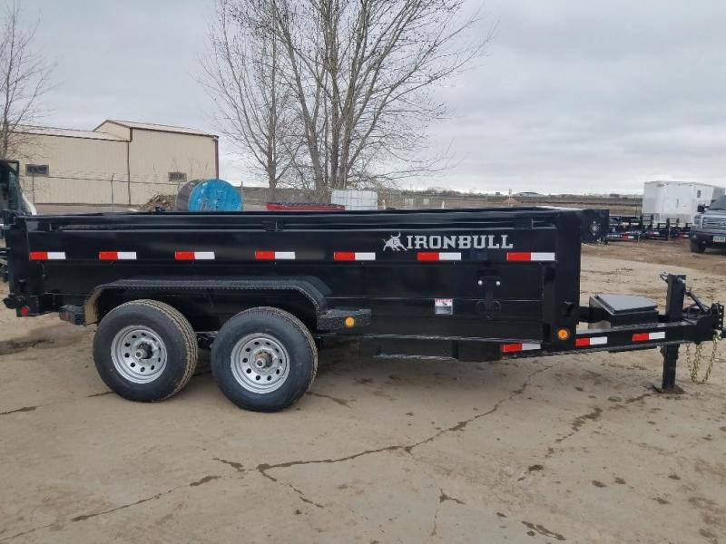 2019 Iron Bull 83X14 DUMP Dump Trailer