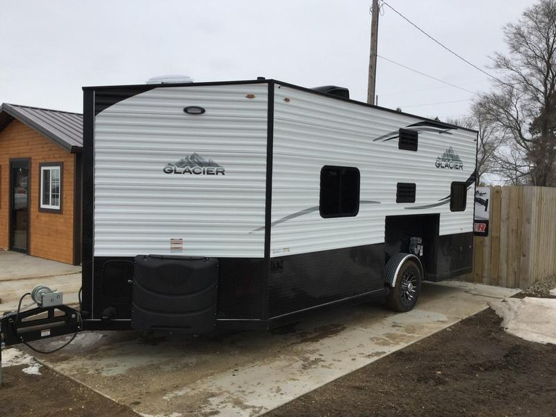 2018 Glacier 17RV Ice House