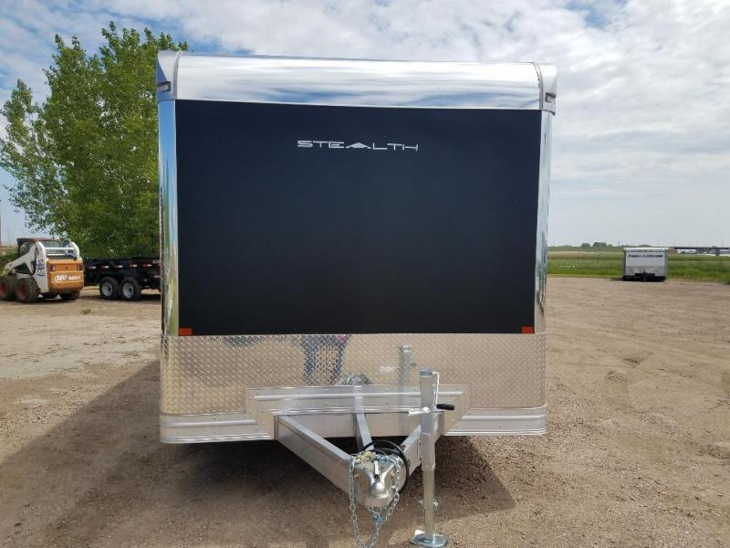 2019 Alcom-Stealth C 8X24SCH Enclosed Cargo Trailer