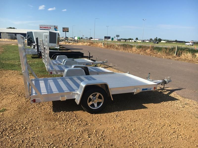 2017 CargoPro Trailers 5x10 Ultility - ON THE LOT SIOUX FALLS!