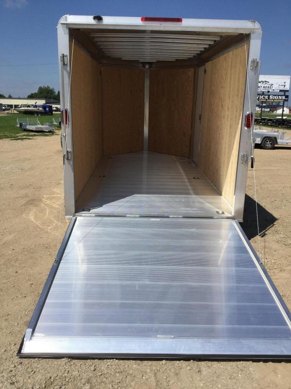 2020 Aluma 7x14TA Enclosed Cargo Trailer