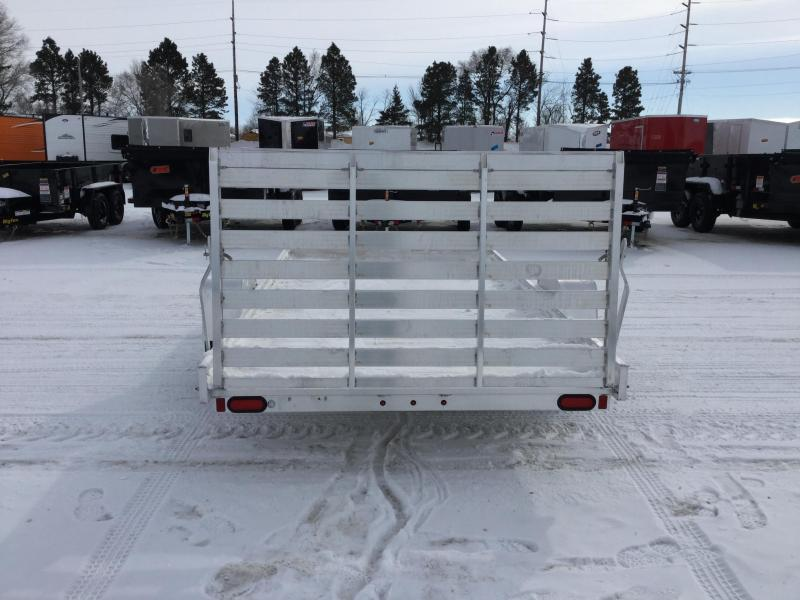 2020 Aluma 78x12ES Utility Trailer