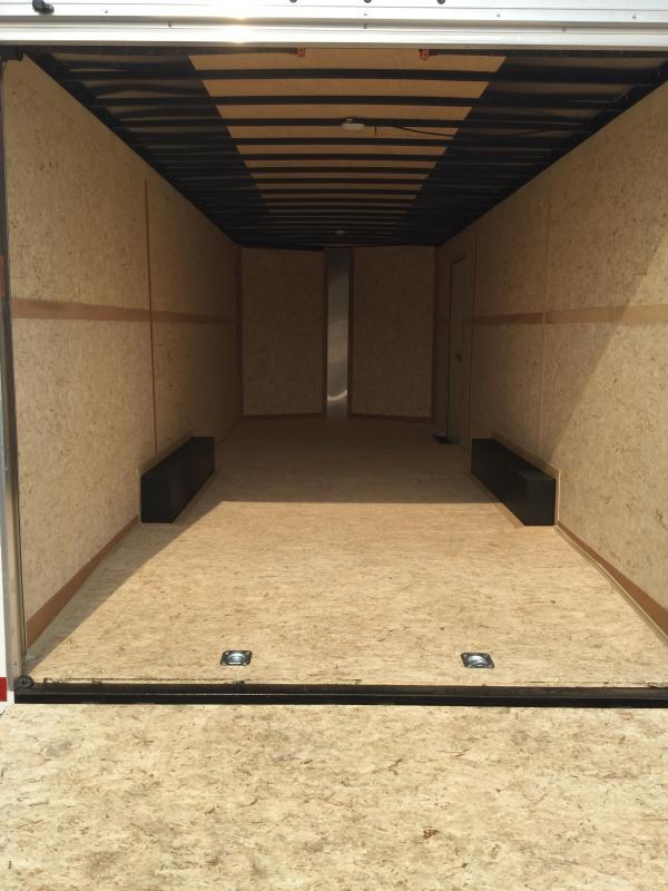 2019 Haulmark 8.5x24 TSV Enclosed Cargo Trailer