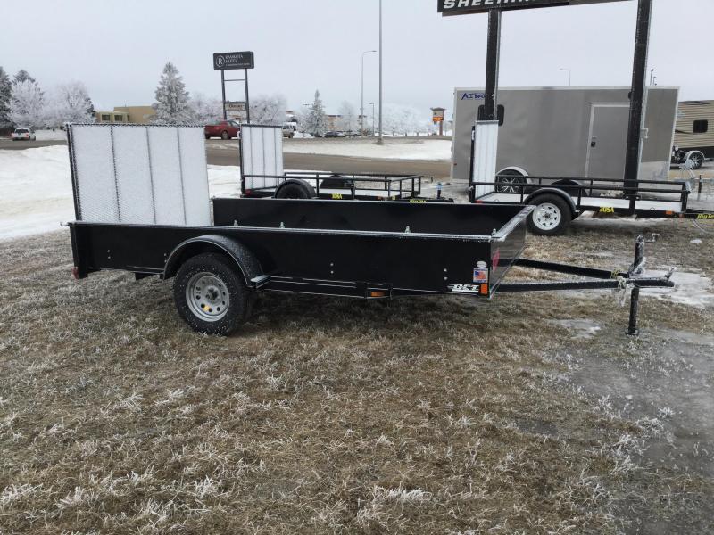 2018 DCT 83x14 Utility Trailer