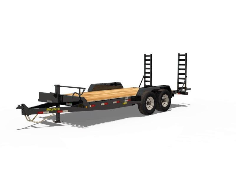 2018 Big Tex Trailers 14ET-20 Equipment Trailer