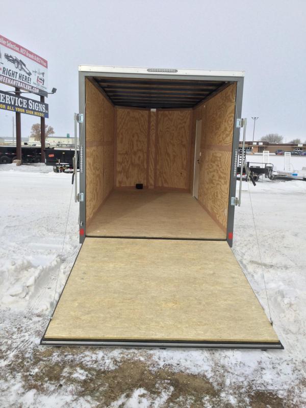 2019 Octane Trailers 7x16 Enclosed Cargo Trailer
