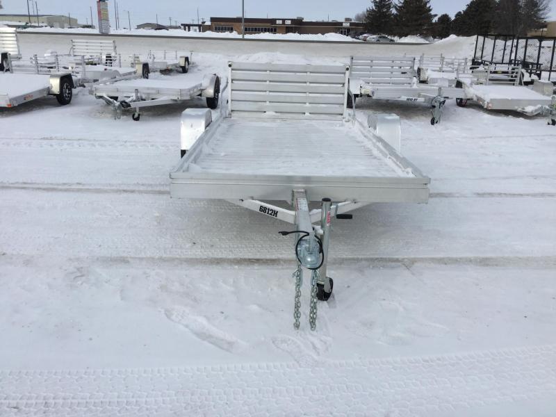 2020 Aluma 68x12 Utility Trailer