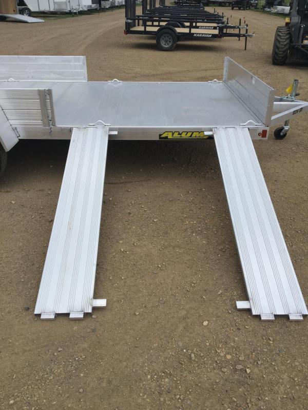 2020 Aluma 81x16SR Utility Trailer