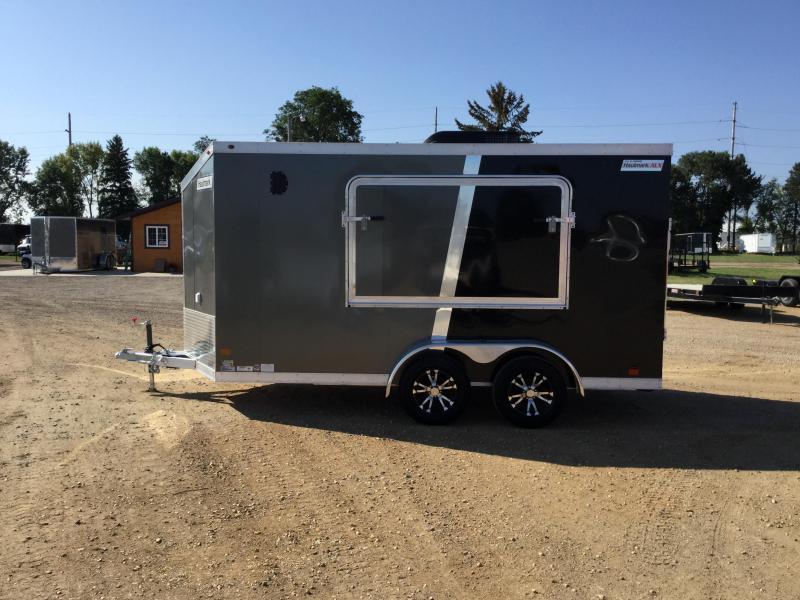 2018 Haulmark 7x14 Tent Camper