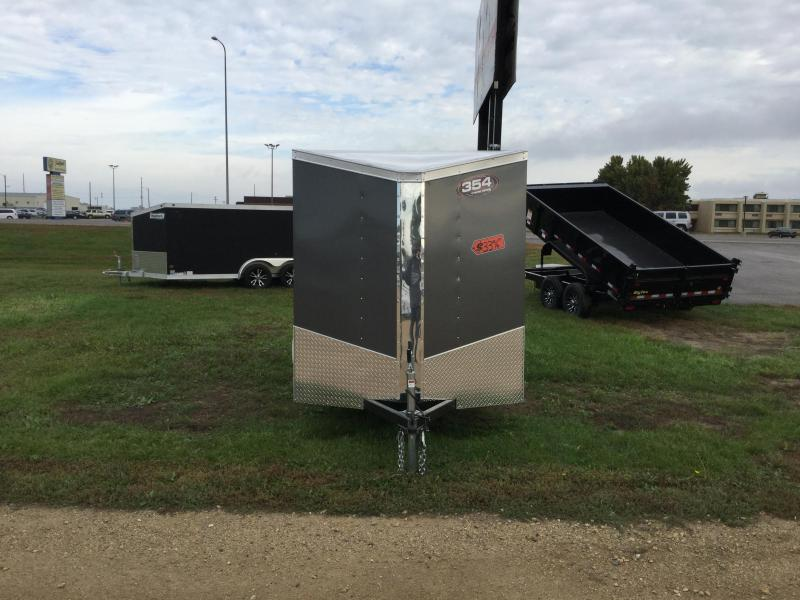 2018 Octane Trailers 6x12 Enclosed Cargo Trailer
