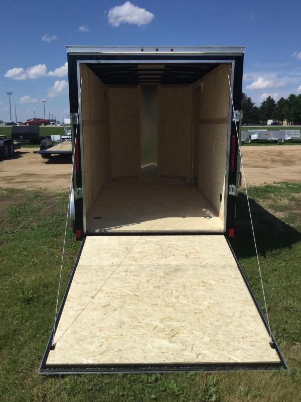 2019 Haulmark 6x12PP Enclosed Cargo Trailer
