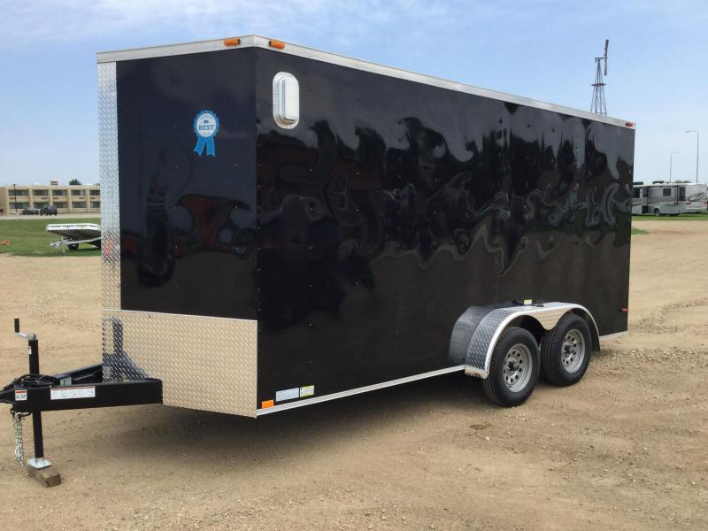 2018 Other Americas Best 7x16 Enclosed Cargo Trailer