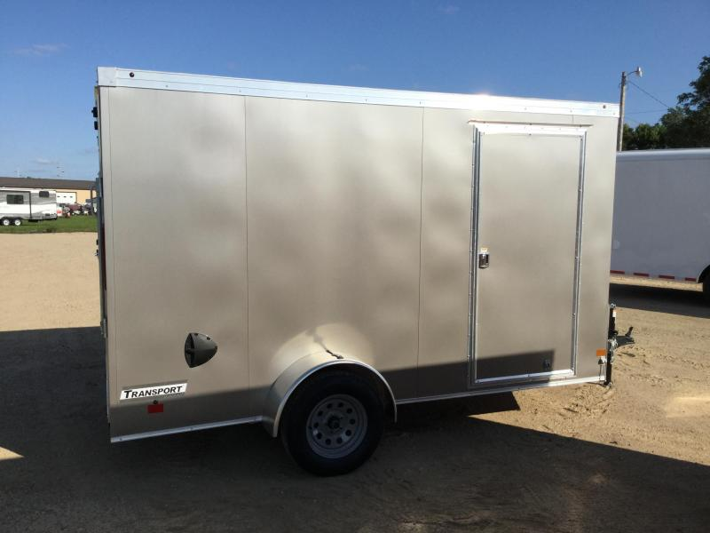 2019 Haulmark 6x12TSV Enclosed Cargo Trailer