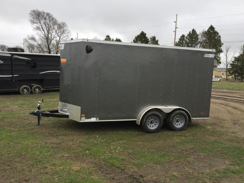 2019 Haulmark 7x14PP Enclosed Cargo Trailer