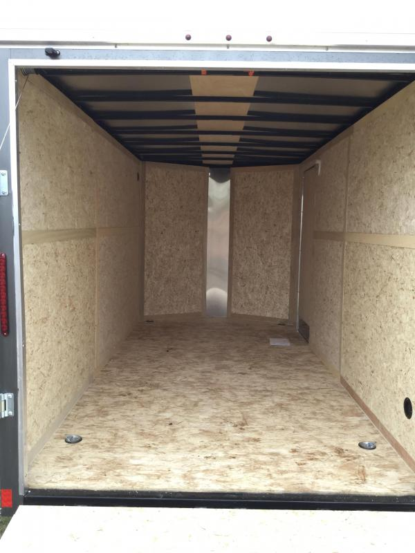 2019 Haulmark 7x14PP Enclosed Cargo Trailer