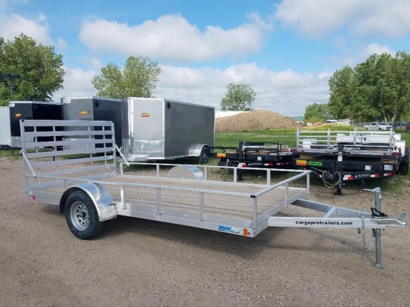 2018 Alcom-Stealth U80X14RW 2.0 ATV Trailer