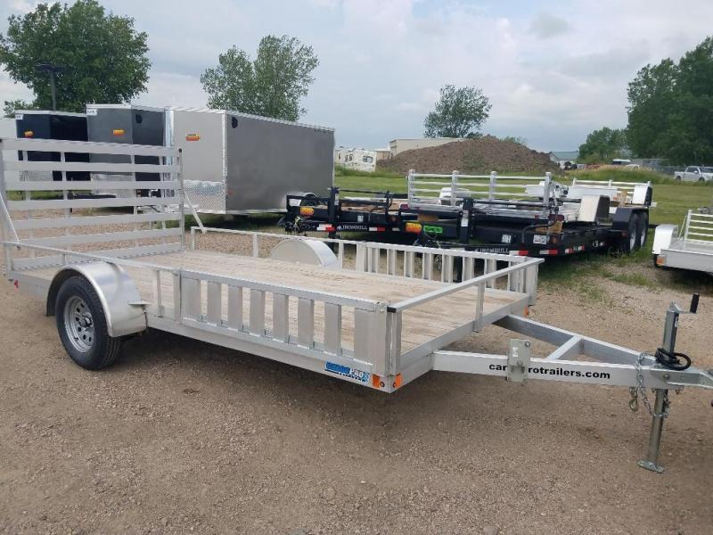 2019 Alcom-Stealth U 80X14 RW 2.0 ATV Trailer