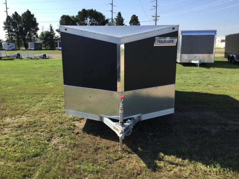 2018 Haulmark 7.5x14 Enclosed Cargo Trailer