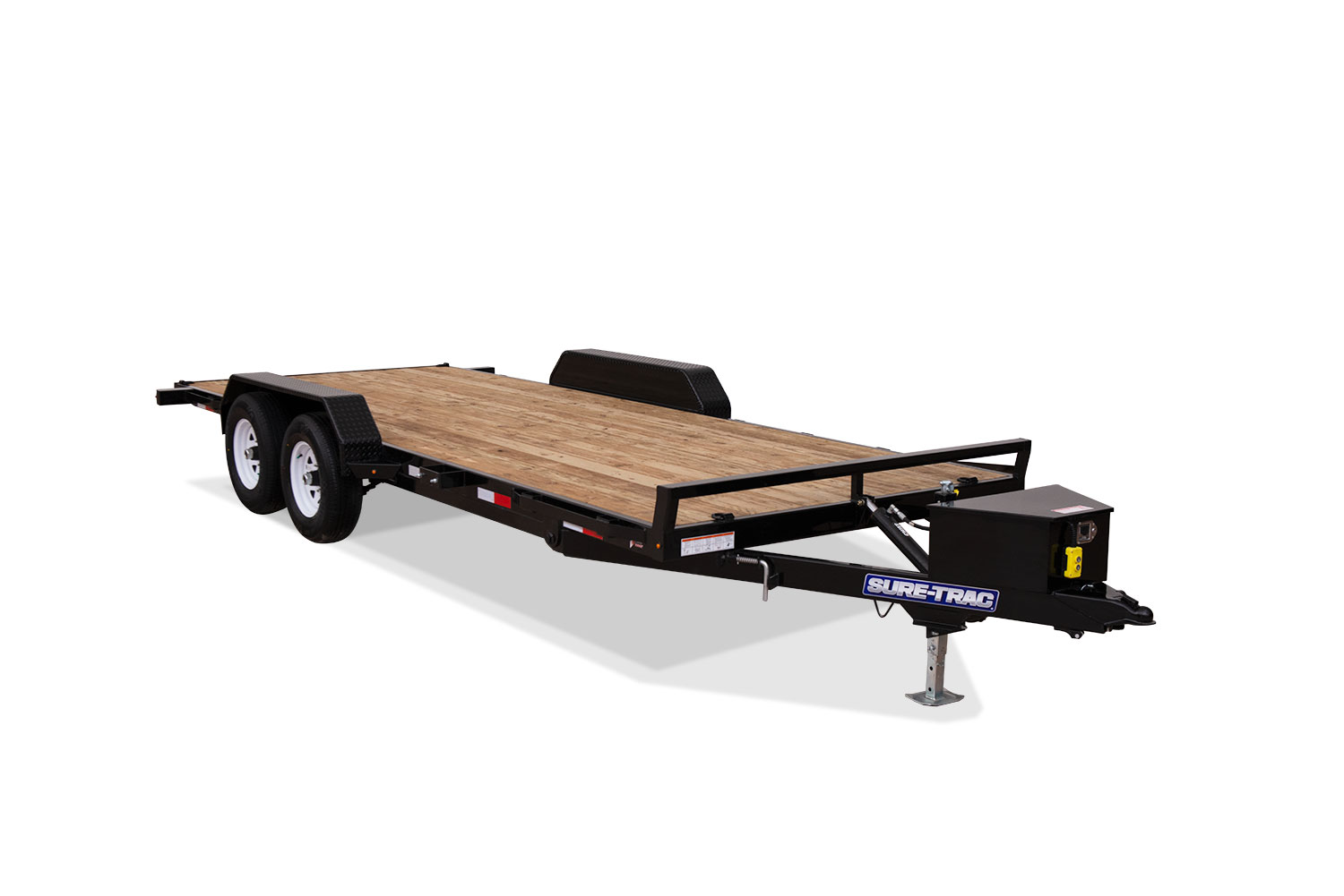 2019 Sure-Trac 7 x 20 Tilt Bed Car Hauler, 10k
