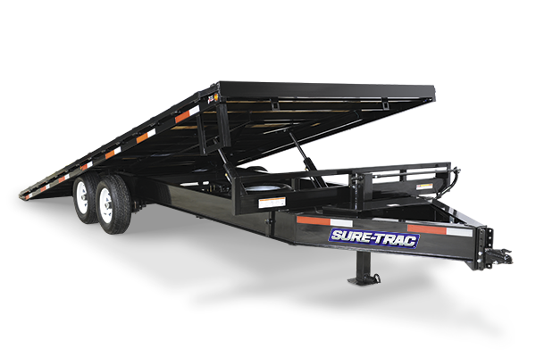 2018 Sure-Trac 102 X 22  Deckover Tilt 15K